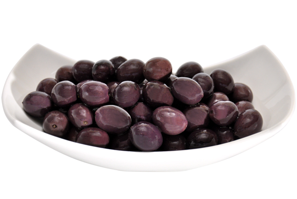 black natural Gaeta Olives